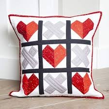 Pre-order - Riley Blake Pillow of the Month - February