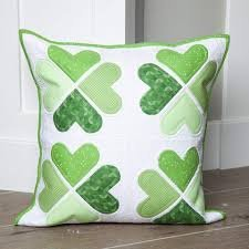 Riley Blake Pillow of the Month - March