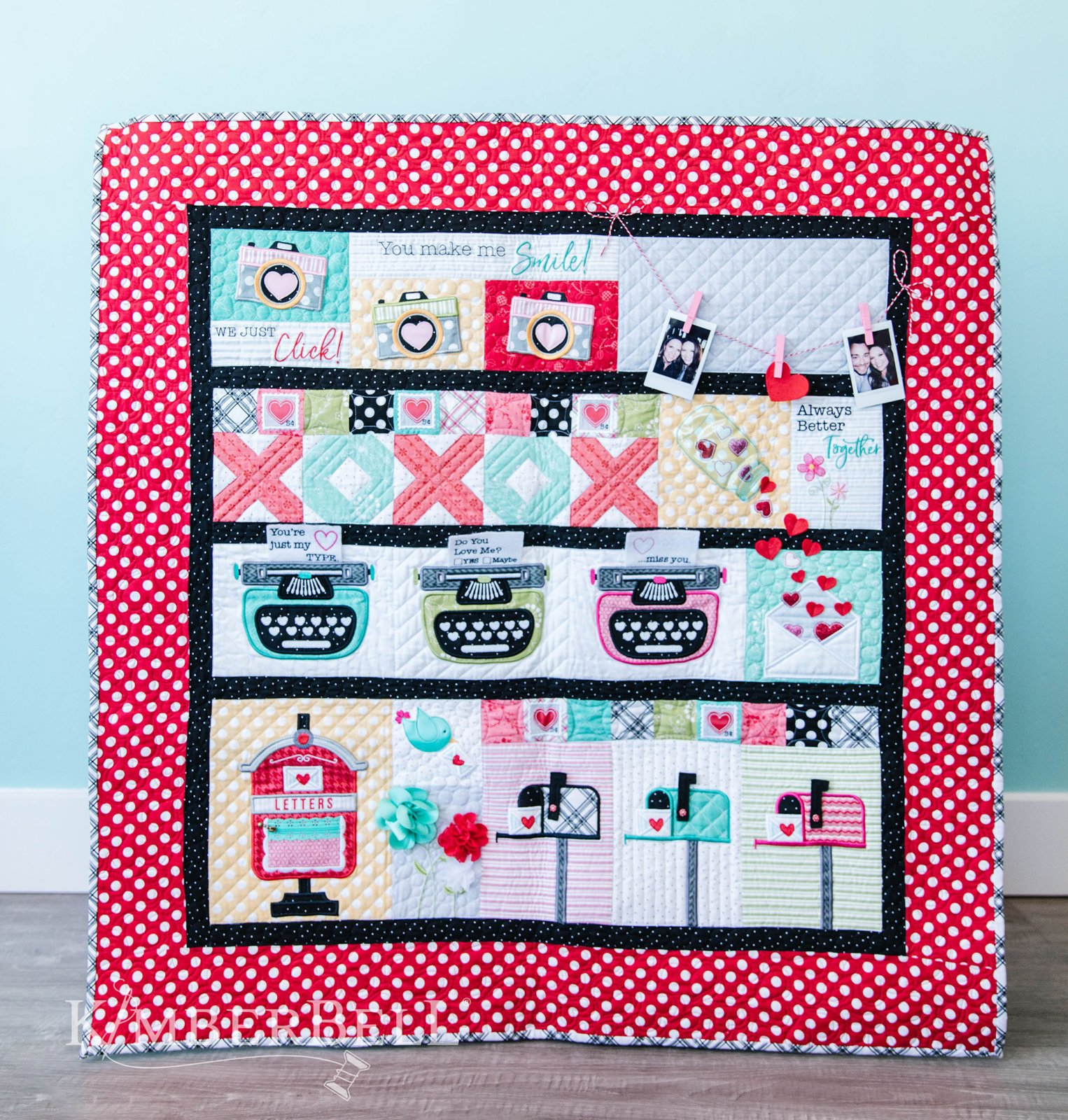 Love Notes Buy-in Sew Along