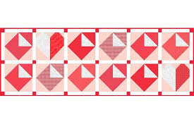 Love Notes Table Runner Kit