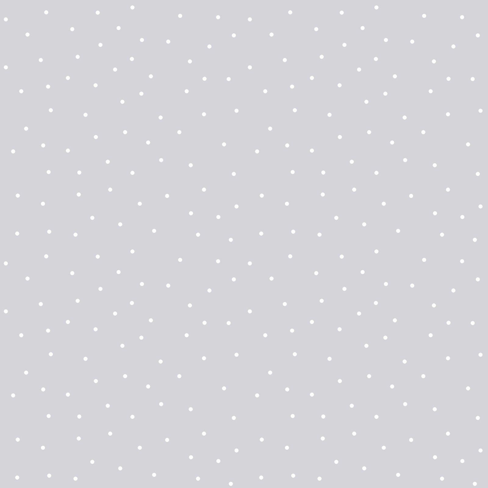Kimberbell 108 Wide Back - Tiny Dots - Grey