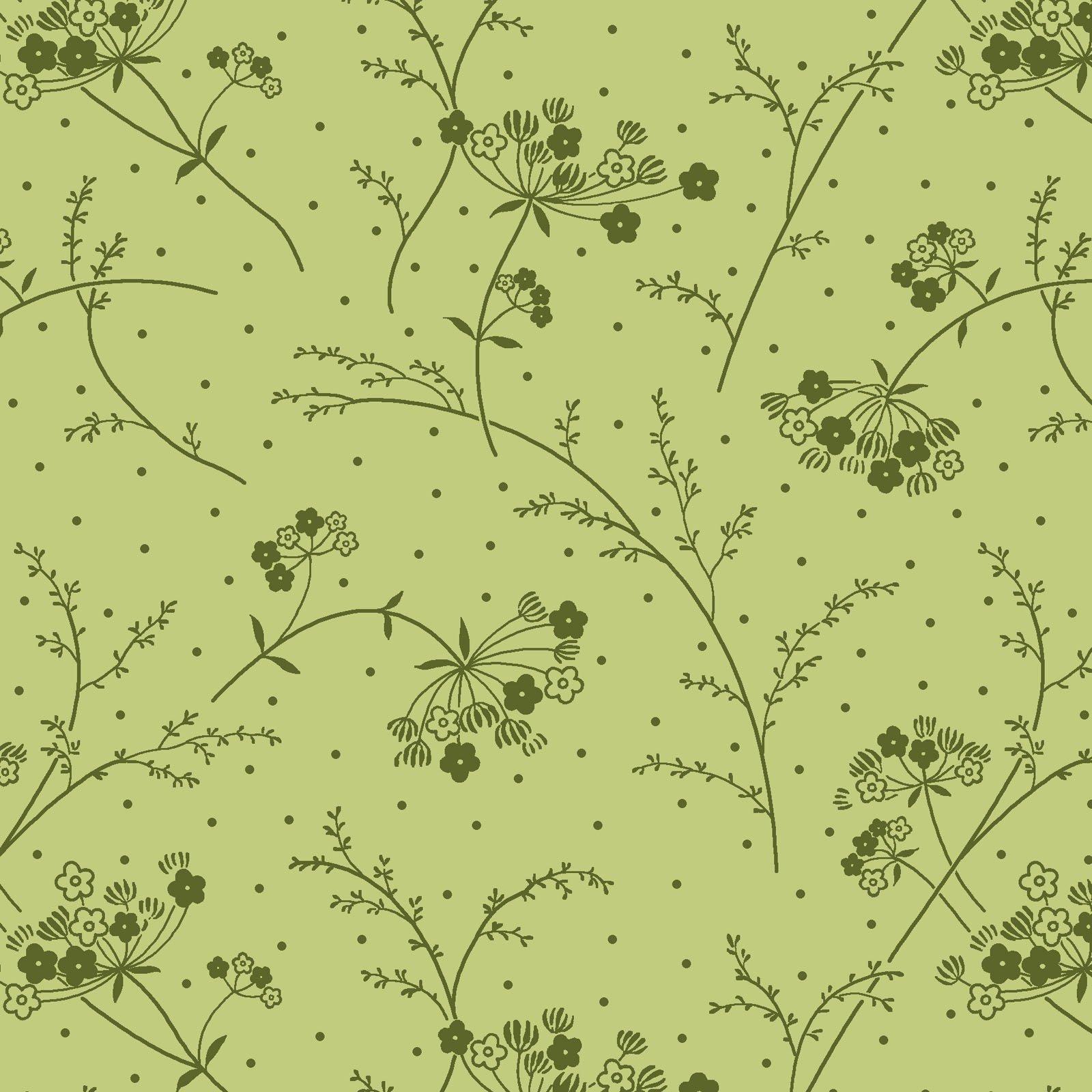 Kimberbell 108 Wide Back - Make a Wish - Green
