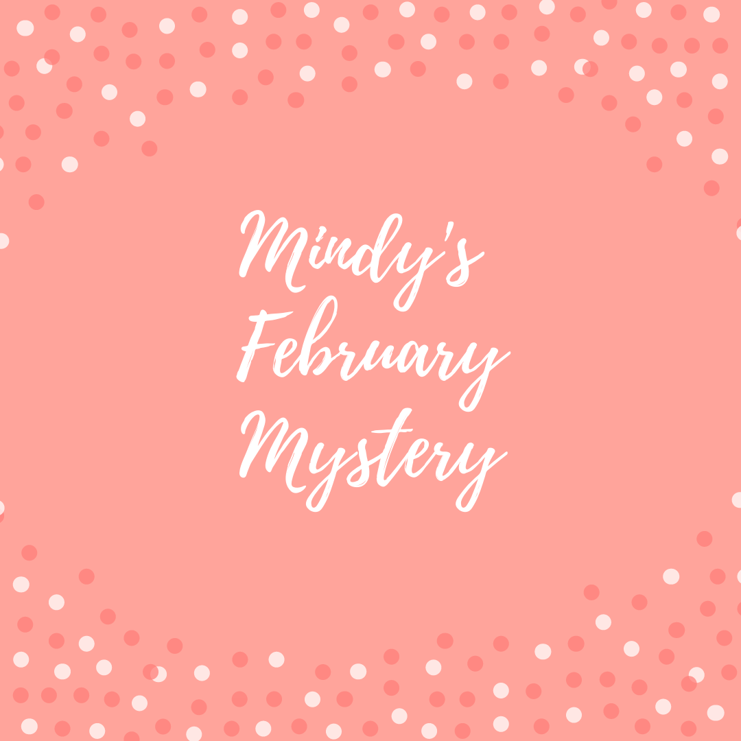 Mindy's February Mystery Kid