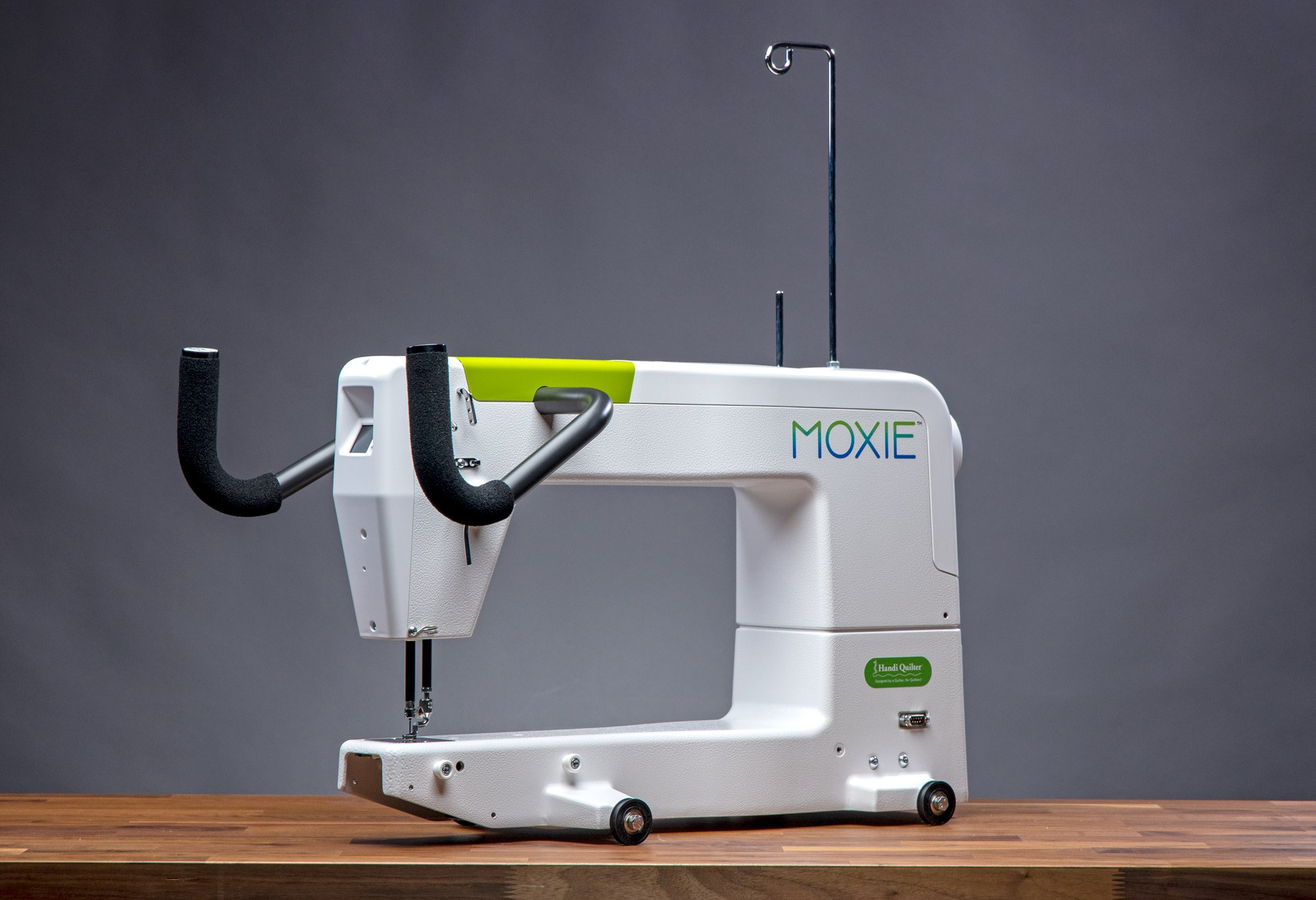 HQ Moxie with Little Foot frame