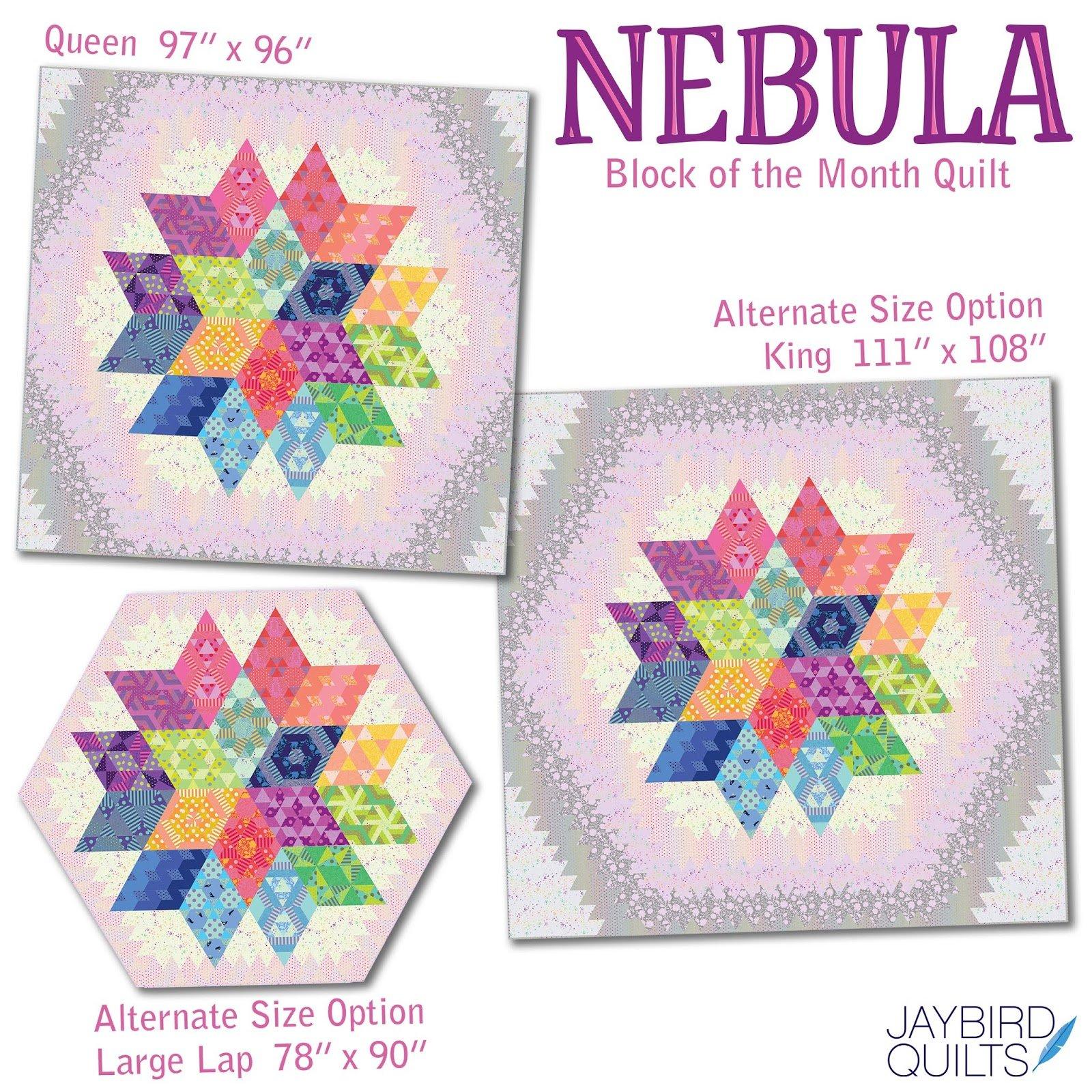Pre-order - Nebula King Size Add-on