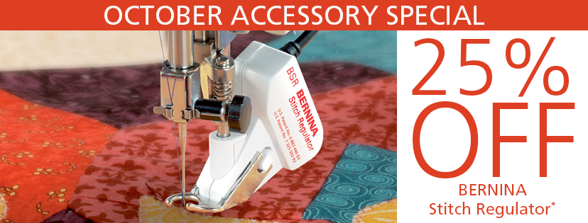 Bernina Accessory of the Month
