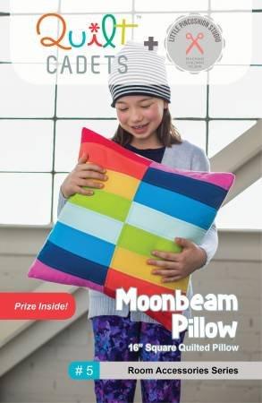 Quilt Cadets - Moonbeam Pillow #5
