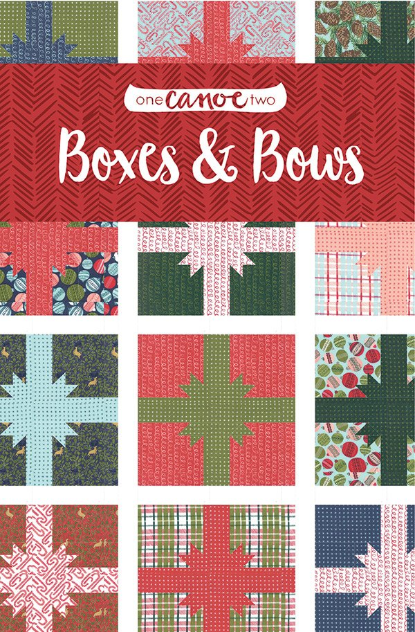 Boxes and Bows Pattern
