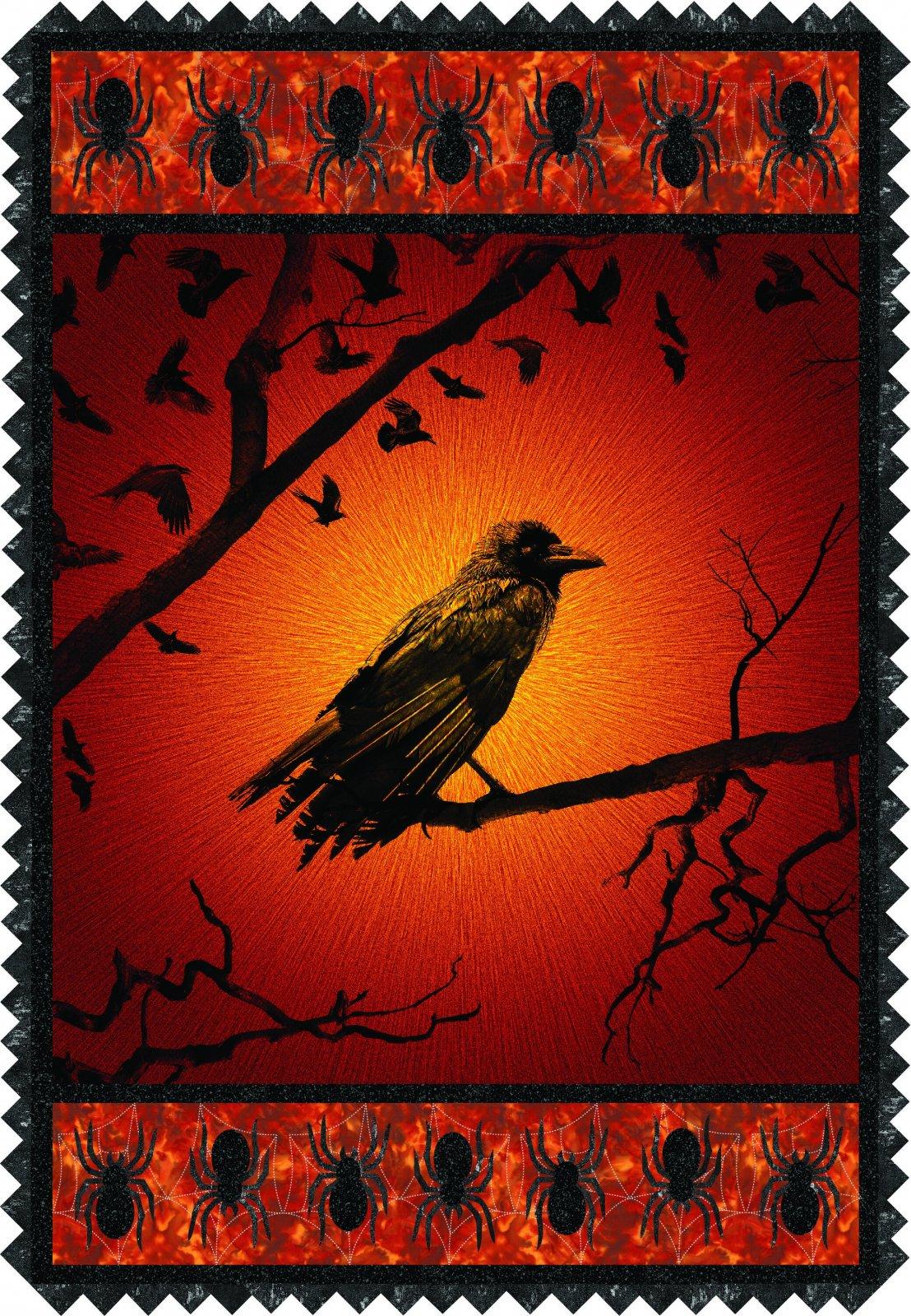 Raven's Lair Quilt Kit