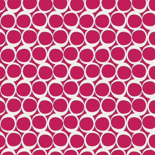 Round Elements -Cherry Geranium