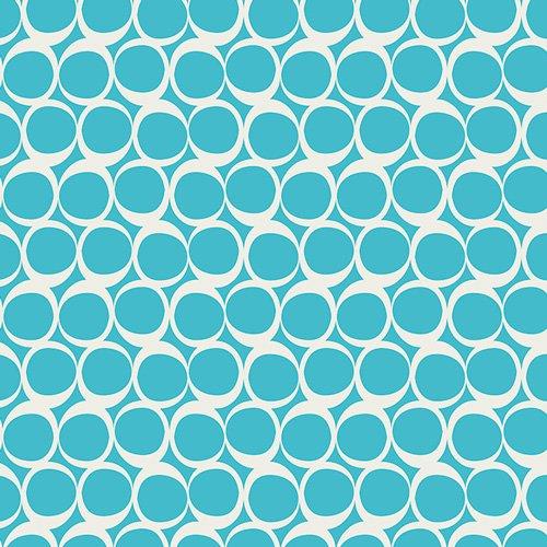 Round Elements -Crystaline Blue