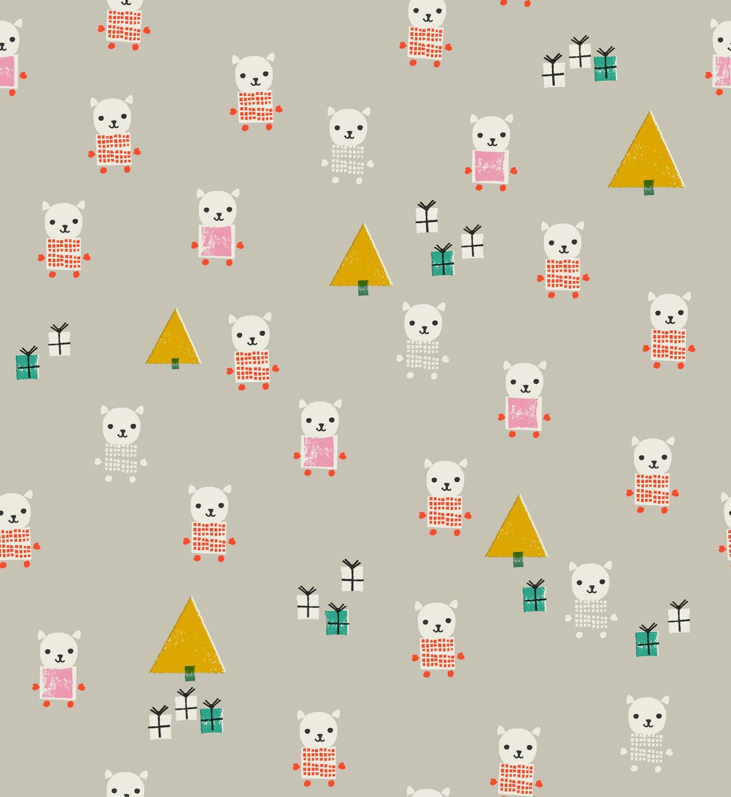 Flurry - Meowy Christmas - Wool