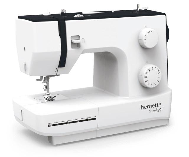 Bernette Sew & Go 1