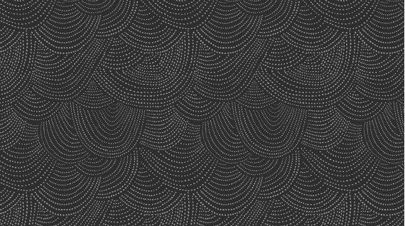 Scallop Dot - Slate