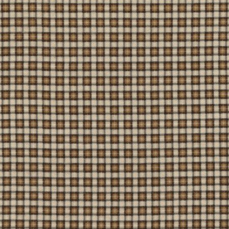Oxford Plaids Flannel - Mini - Tan