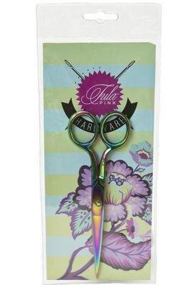 Tula Pink Hardware - 6-inch Straight Scissors
