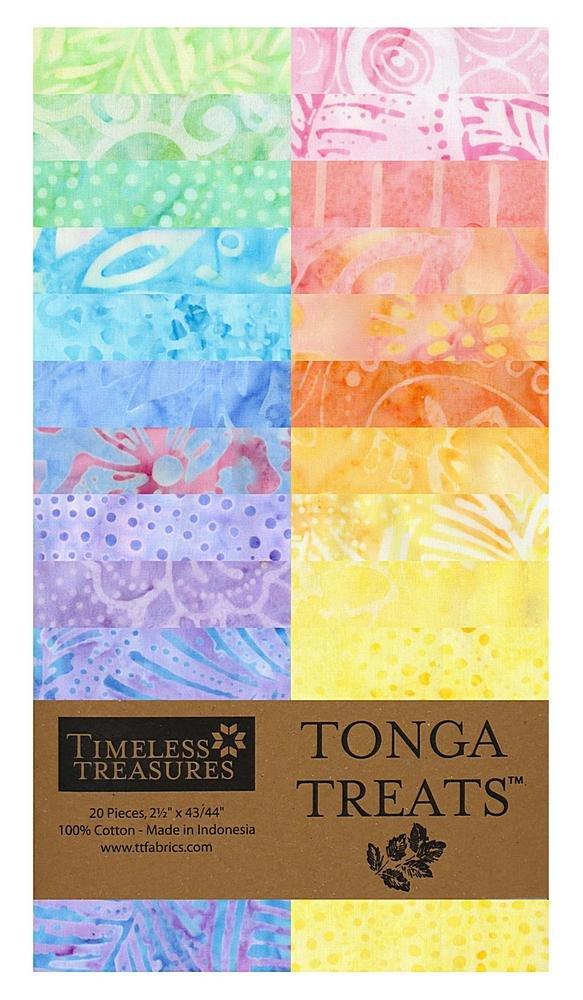 Tonga Treat Jr. - Chiffon