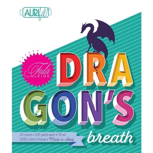 Dragon's Breath Thread Collection - Auriful 50wt