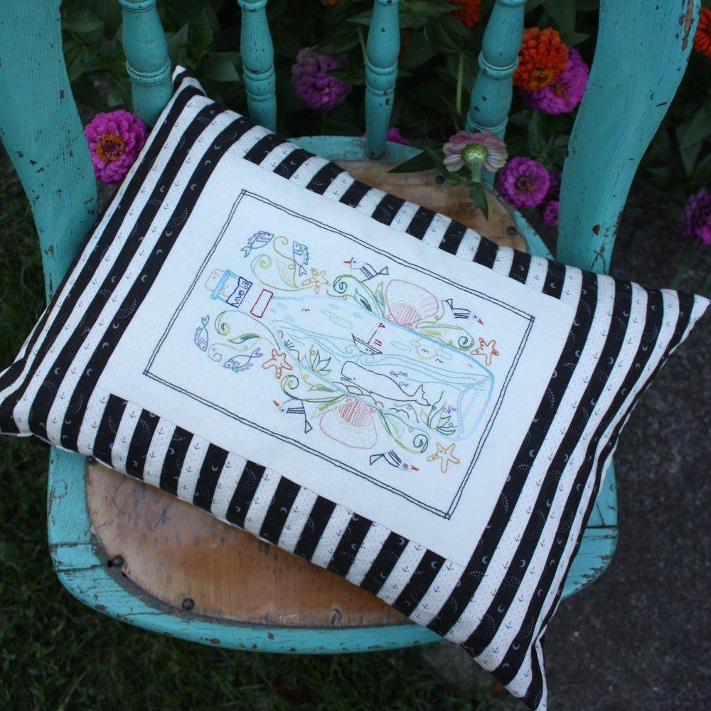 Tybee Pillow