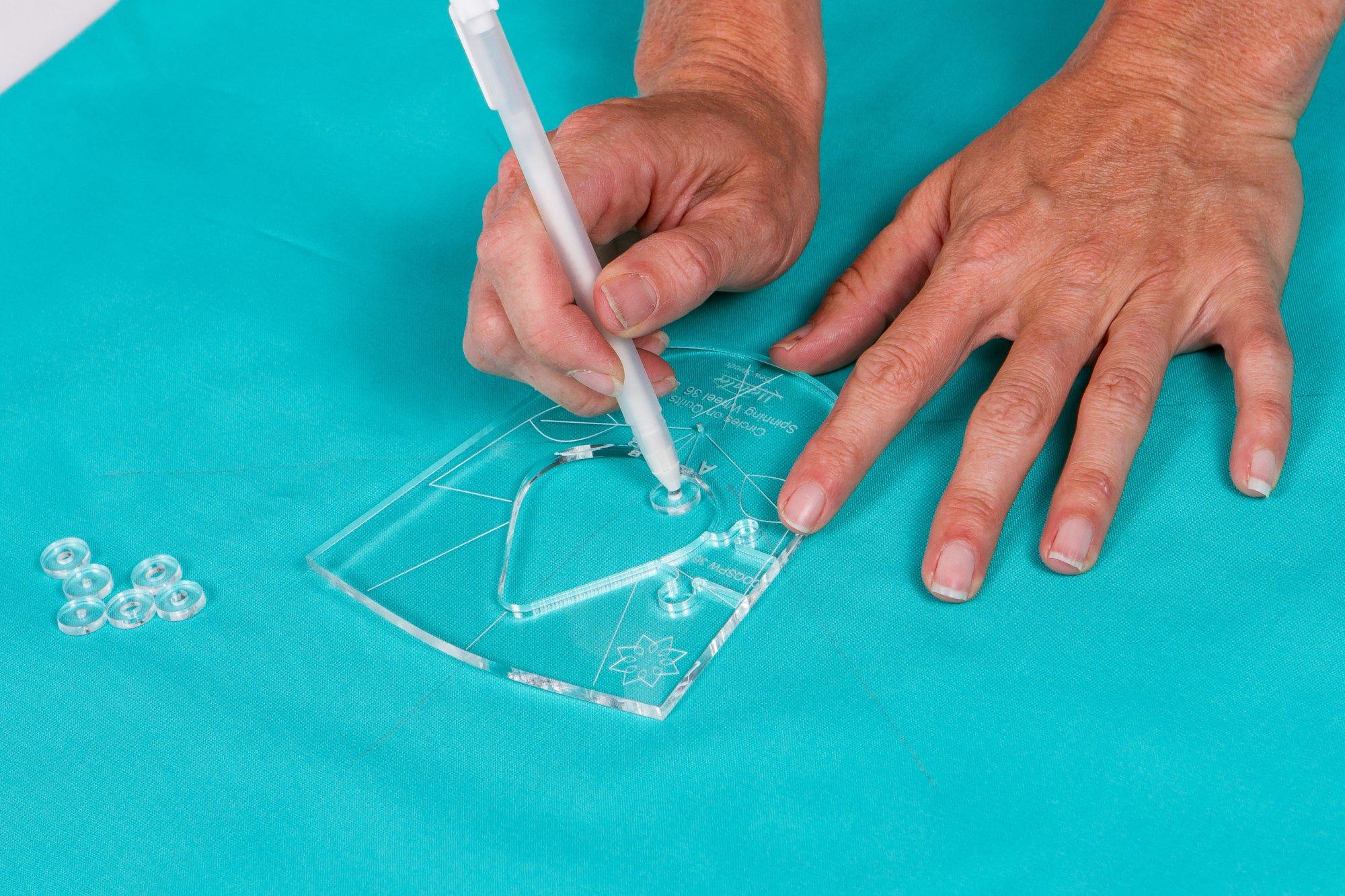 Westalee Stitching Line Disc