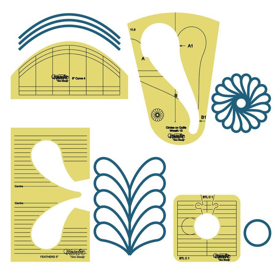 Westalee Meadow Dance Feather Focus - Low Shank