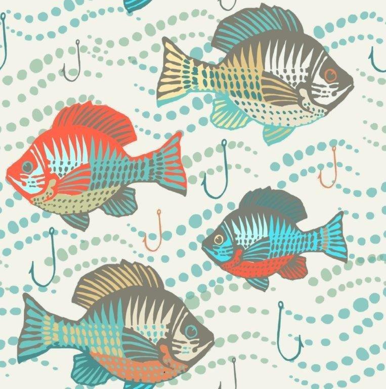 Fish - Cream (Y1989-57)