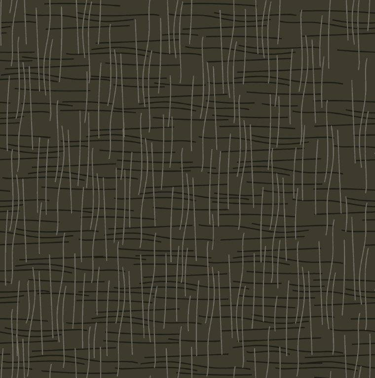 Hash Mark Tonal - Dark Taupe (Y1988-63)