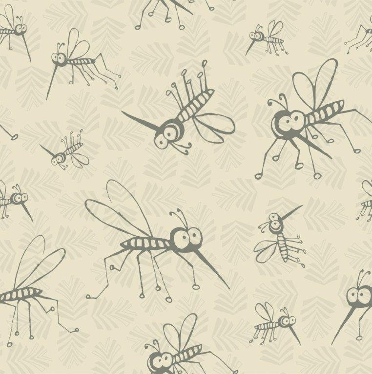 Mosquitos - Light Khaki (Y1993-11)