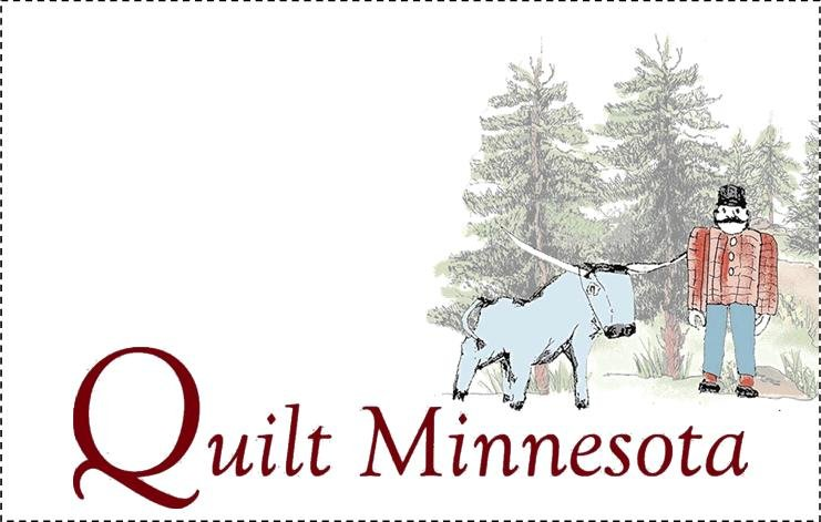2015 Quilt Label, Paul & Babe