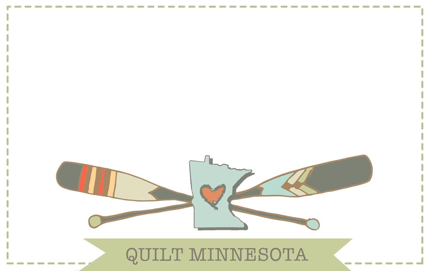 2016 Quilt Label, Oars