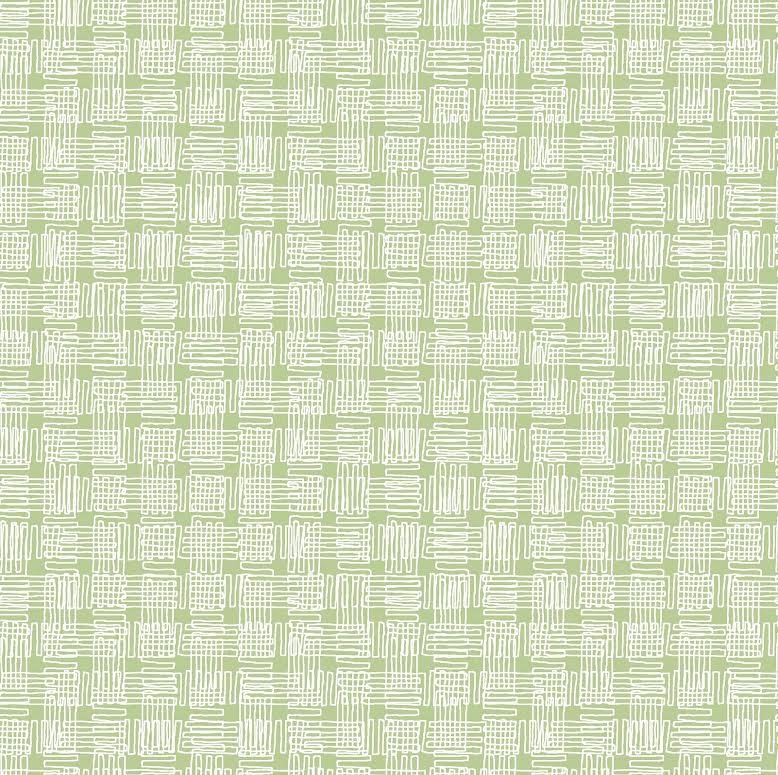 Plaid, green (Y1724-23)