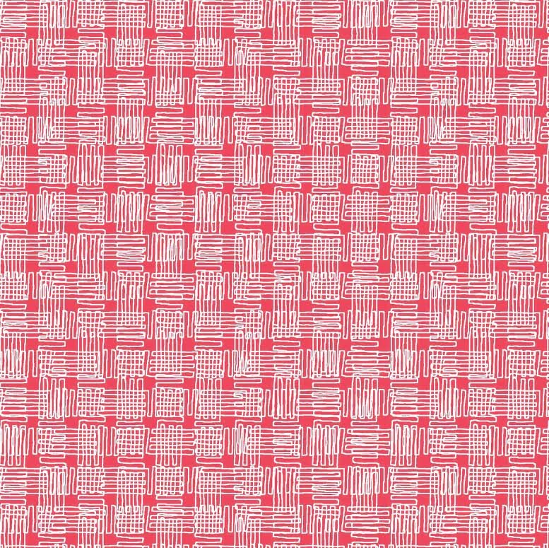 Plaid, red (Y1724-40)
