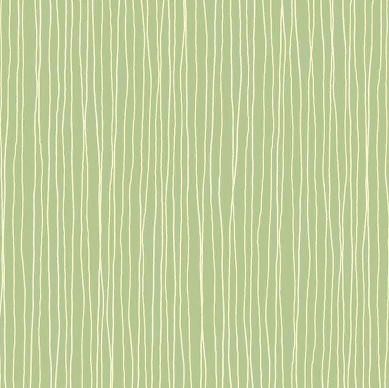 Skinny Stripe, green (Y1725-23)