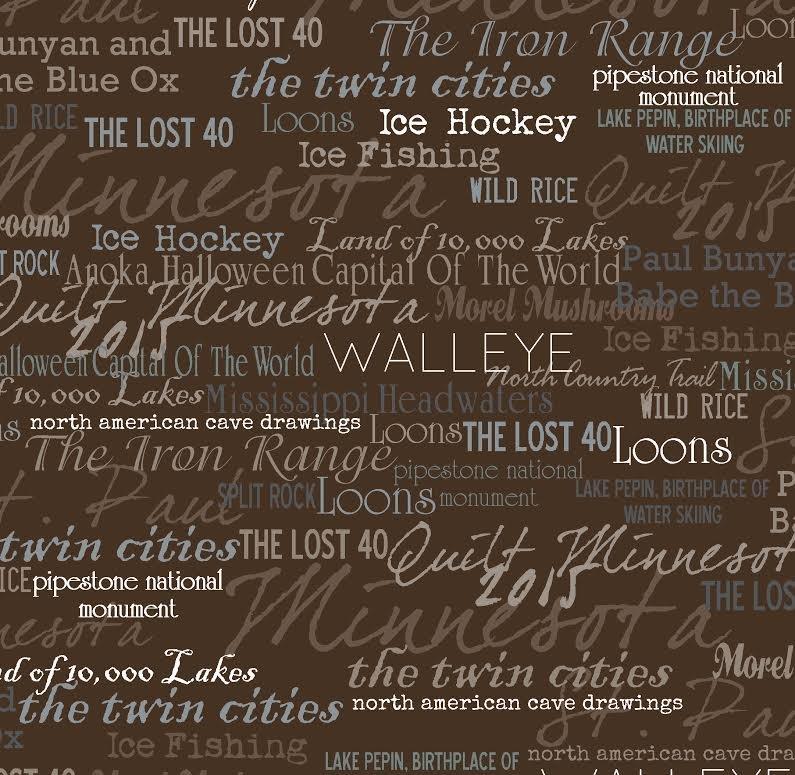 Words, brown (Y1727-15)