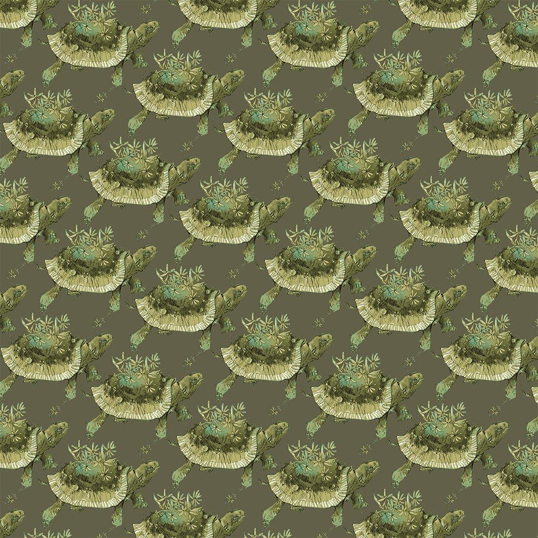 Turtles Dark Khaki (Y2198-13)