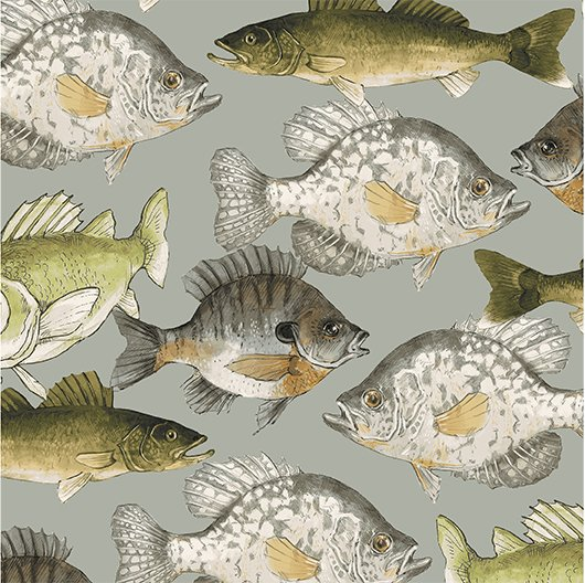 Fish Taupe (Y2199-62)
