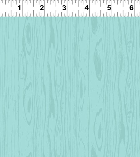 Woodgrain Light Teal (Y2446-103)