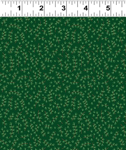 Quilt Minnesota 2020 Pine Needles Forest (Y3023-113)