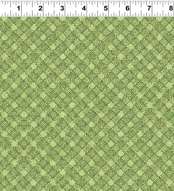 Quilt Minnesota 2020 Diagonal Plaid Olive (Y3024-24)