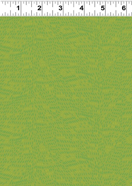 Quilt Minnesota 2020 Fur Texture Olive (Y3025-24)