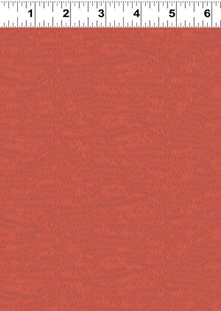Quilt Minnesota 2020 Fur Texture Dark Rust (Y3025-72)