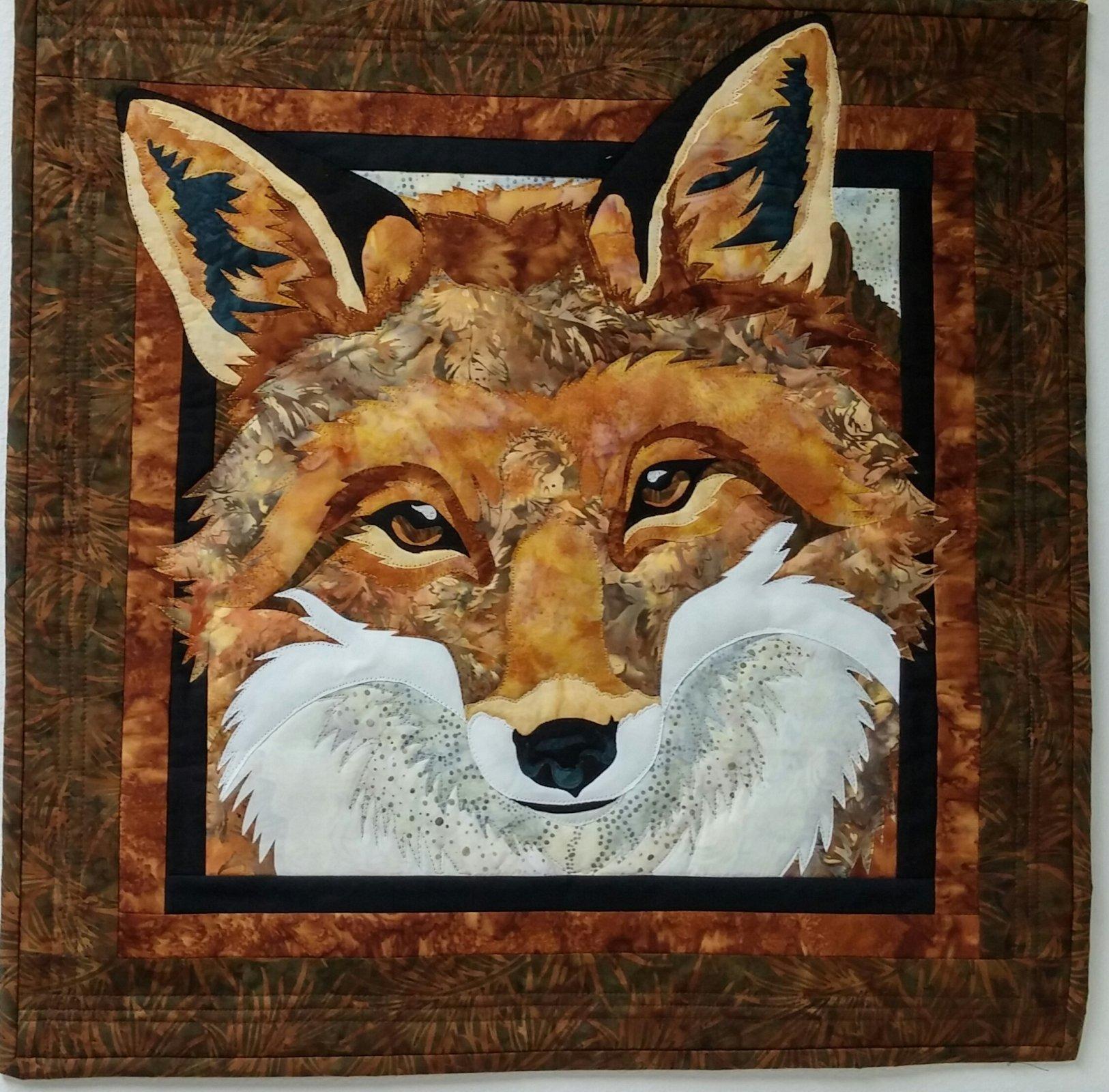 Red Fox Kit 22 x 22.5