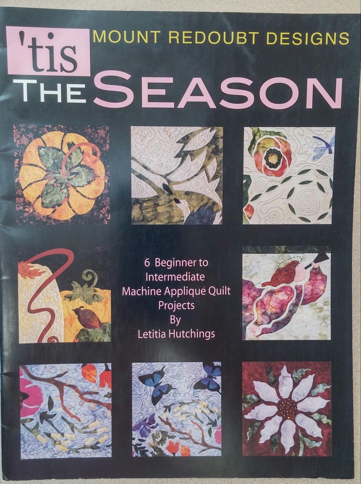 'tis The Season by Letitia Hutchings