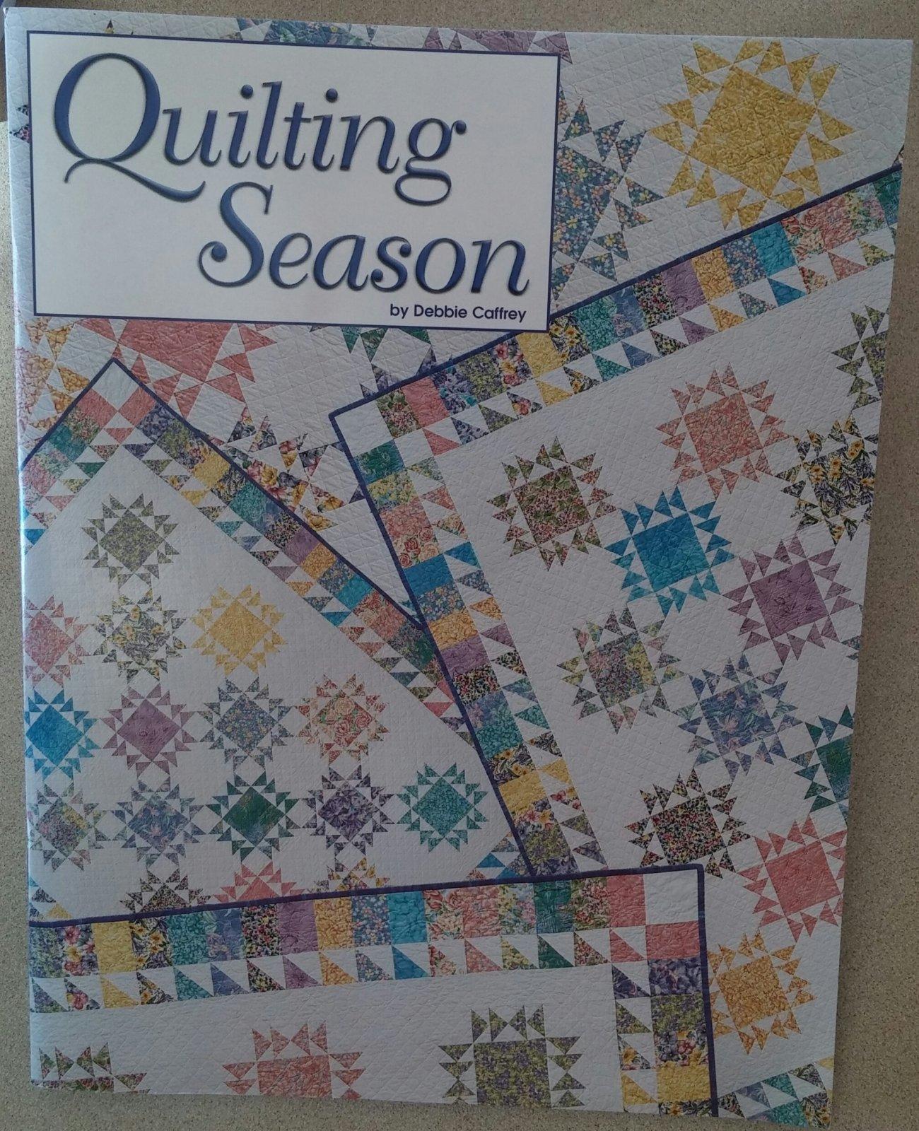 Quilting Season by Debbie Caffrey