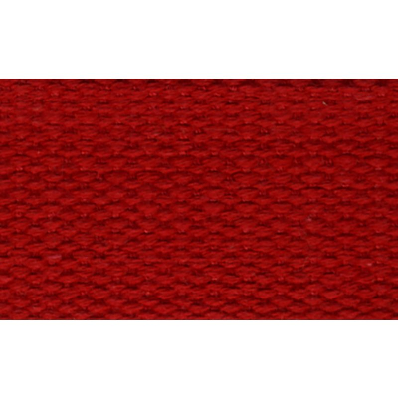 Strapping 1.5 100% Cotton - Red 106F40 08