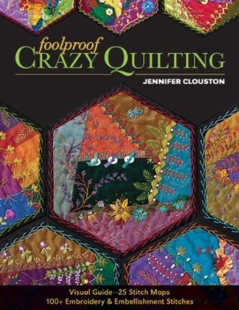 Foolproof Crazy Quilting 10930