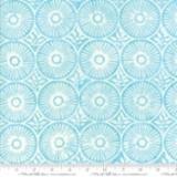 Longitude Batiks 108 - Aqua 11136 88