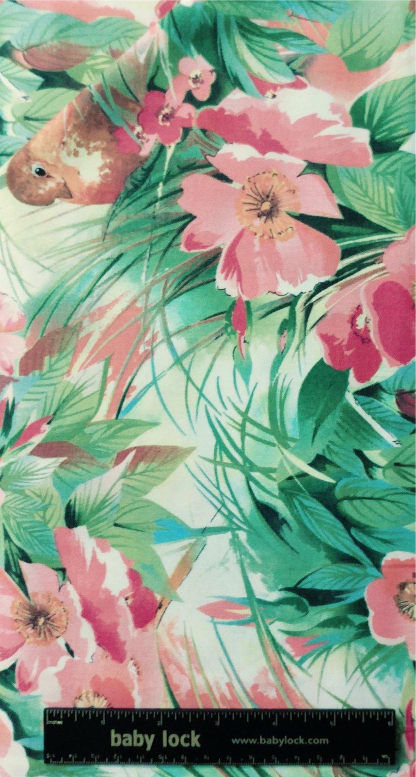 Spring Flight Birds/Flowers 112 99401