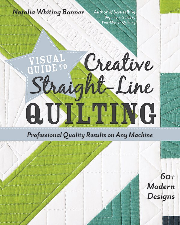 Creative Straight-Line Quilting Book 11327