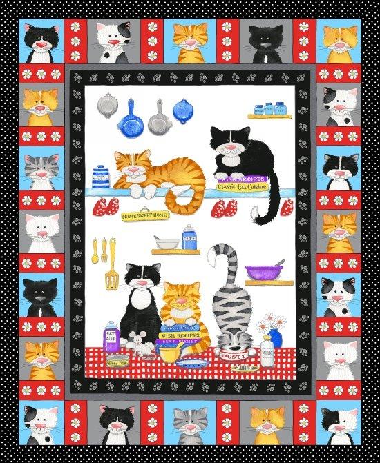 Cat's Meow 1140P 10 - Panel #15